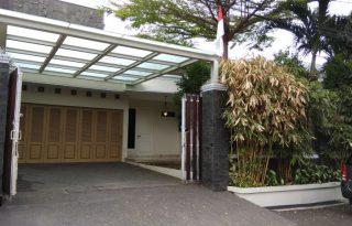 Dijual Rumah Luas Cuma Hitung Tanah di Kebayoran Baru AG1063