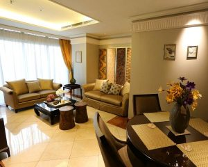 Disewa Apartemen Somerset Grand Citra 3BR Full Furnished PR1532