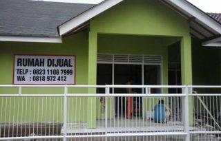 Dijual Rumah Strategis di Pondok Ujung Pratama, Bekasi P1276