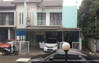 Dijual Cepat Rumah Mewah di Perumahan Cibubur Residence P1275