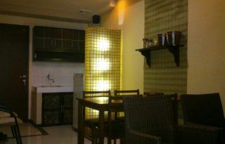 Dijual Apartemen The Suites Metro Bandung Tipe 2 BR Furnish AG1074
