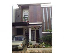 Jual Rumah Tingkat Strategis di Bukit Bintaro Residence, Ciputat MP308
