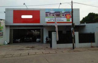 Jual Kantor Pinggir Jalan Pondok Betung, Tangerang Selatan Ag1125