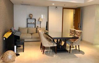 Disewakan Apartemen Summit Kelapa Gading 3 BR Full Furnished AG1093