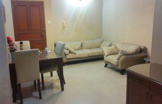 Jual Apartemen Gading Mediterania Tipe Studio Lantai 3 Full Furnished AG1094