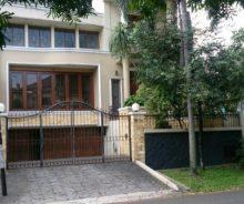 Dijual Rumah 3,5 Lantai di Jalan Gedung Pinang, Pondok Indah AG1111