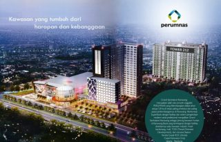 Apartemen Tower 212, Grand Sentraland Karawang Strategis md670