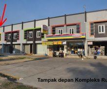Dijual Ruko 2 Lantai di Permata Depok Regency AG1095