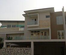 Jual Rumah Tingkat Strategis dan Mewah di Green Permata Residence MD668