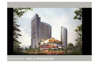 Transpark Bintaro SOHO & Apartment pertama di Bintaro Sektor 7 di Jakarta MD669