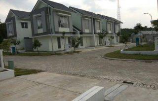 Disewakan rumah baru Serah terima di Serpong Jaya, Tangerang Banten Pr1589