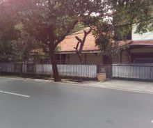 Dijual Rumah Tua Luas, Hitung Tanah Saja di Cempaka Putih Jakarta Ag1121