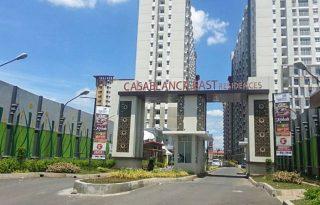 Jual Apartemen casablanca east residences Di Jakarta Timur MD640