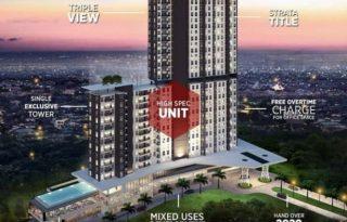 Dijual Apartemen Exclusive Taman Sari Bintaro Mansion di Bintaro MD645