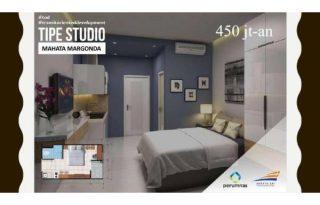 Apartemen Tod St Tanjunag Barat Jaksel dan St Pondok Cina Depok MD650