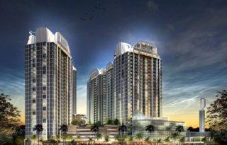 Apartemen Arandra Residence, Jakarta Siap Huni MD656
