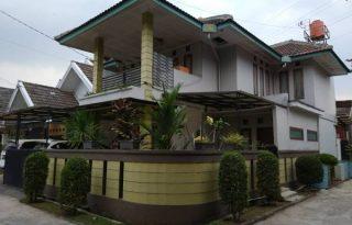 Dijual Rumah Bagus Fasilitas Lengkap Lokasi Strategis di Kompleks Sanggar Hurip AG1144
