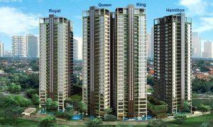 Rent Apartemen Mewah, 1Park Avenue Gandaria, Jakarta Selatan MD658