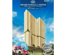 Apartemen Bekasi Siap Huni, DP 0% Cicilan Suka Suka MD674
