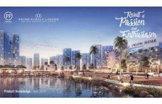 Apartemen Grand Kamala Lagoon Siap Huni MD678