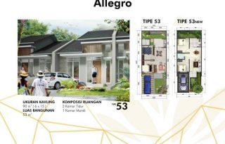 Dijual Rumah Tanpa Dp di Sentul Alaya Bogor MD679