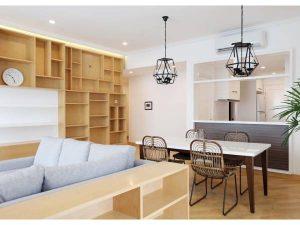 Dijual Cepat Apartemen Casablanca 2+1 Bedroom Fully Furnished PR1623