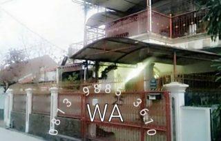 Dijual rumah permanen 2 lantai di Jl. Balai Pustaka Baru 1/25 Rawamangun, Jakarta Timur MP332