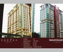 Dijual Apartemen Woodland Park Residence Type Studio Cendana Tower MD682