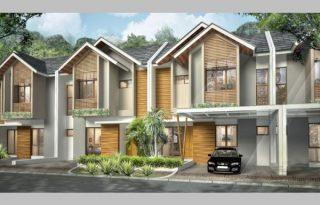 Dijual Rumah Citra Raya Aurora Type ELAINA MD681