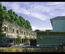 Dijual Cluster Villa Menjangan Bintaro Nyaman dan Strategis AG1163