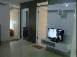 Disewakan Apartemen Green Palace Kalibata Tower Mawar lantai 5 dgn 3 BR AG1179