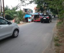 Dijual Tanah 2045 m2 di Pinggir Jalan Raya Irigasi Sipon, Tangerang P0937