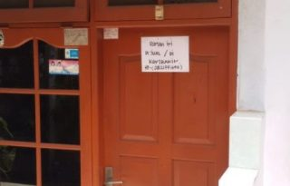 Dijual Rumah di Jln Percetakan Negara Siap Huni AG1178