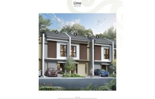 Rumah Terbaik Cluster Olive Residence The Orchard Summarecon Bekasi MD698