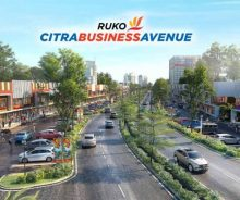 Jual Ruko Citra Business Avenue di Citra Maja Raya MP337