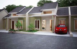 Townhouse Exclusive Villa Mutiara di Gunung Putri, Bogor MP340