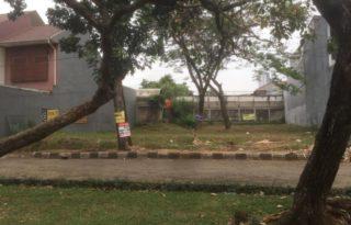 Dijual Kavling Murah 642 m2 di Cikini, Bintaro AG1191