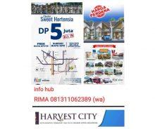Cluster Terbaru di Harvest City, Harga Perdana!! MP342