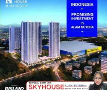 Sky House Alam Sutera+, Apartemen Millenial di CBD Alam Sutera MP341