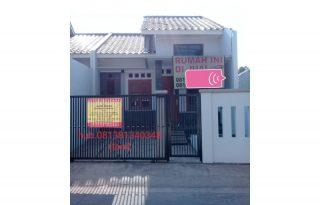 Rumah Dijual di Depok Sebrang Pesantren Al-Hamidiyah PR1657