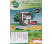 Dijual Rumah Tingkat, Mutiara Gas Alam, Cimanggis – Depok PR1659