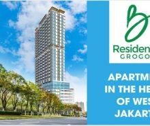 B-Residence Grogol Apartemen MD715