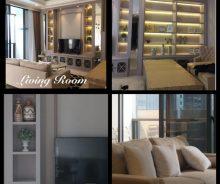 Dijual Apartemen District 8 Tipe 3BR Senayan Jakarta Selatan PR1662