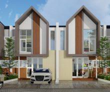 Cirimekar Green Park Cibinong, Rumah 2 Lantai Harga 1 Lantai MP346
