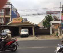 Jual Tanah dan Bangunan Home Industri PR1671