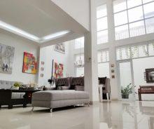 Dijual Rumah Design Modern Loft di Griyaloka BSD Serpong AG1214