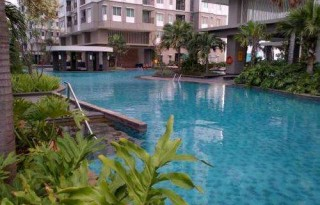 Disewakan (Rent) Apartemen Thamrin Residence Fully Furnished 1BR PR569