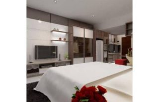 Disewakan Apartemen U Residence Lippo Karawaci, Tangerang PR1238