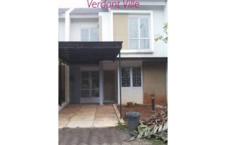Dijual Rumah di The Icon Verdant Ville Bsd City, Tangerang Selatan AG938
