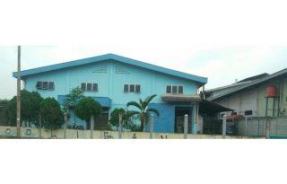 Dijual Gudang Luas di Kawasan Industri Gobel Cibitung, Bekasi PR1366